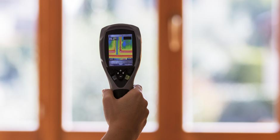 Thermal Image Testing with Peak Home Performance